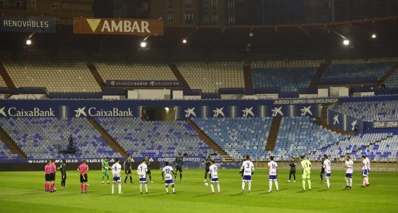 Real Zaragoza-Rayo Vallecano