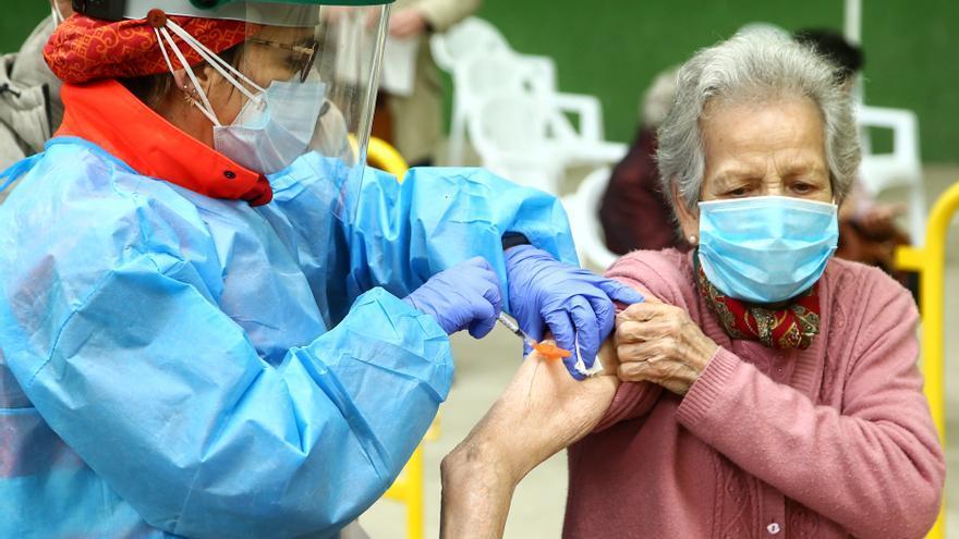 Cuatro vidas menos por el coronavirus en Castilla y León