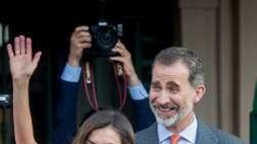 Los Reyes reivindican el legado español en su visita a Nueva Orleans