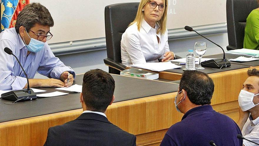 Pacto en la Diputación: todos se alían para reclamar una financiación justa