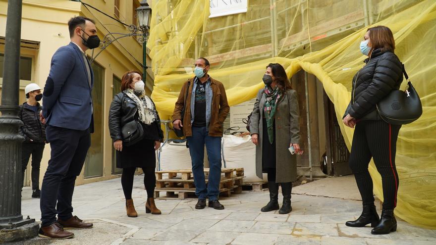 El PSOE pide al Ayuntamiento avanzar en la limitación de las viviendas turísticas en el centro de Málaga