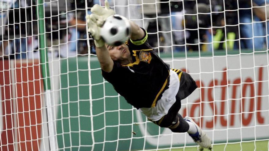Iker Casillas, una carrera llena de éxitos