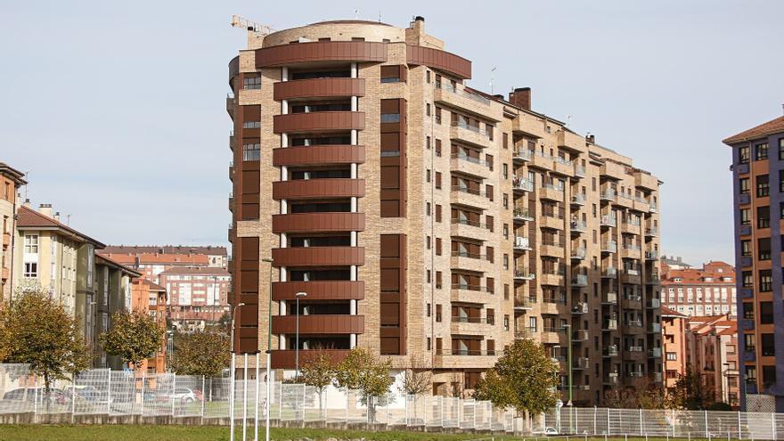 Pisos nuevos eficientes y con balcón en la zona más cotizada de Avilés