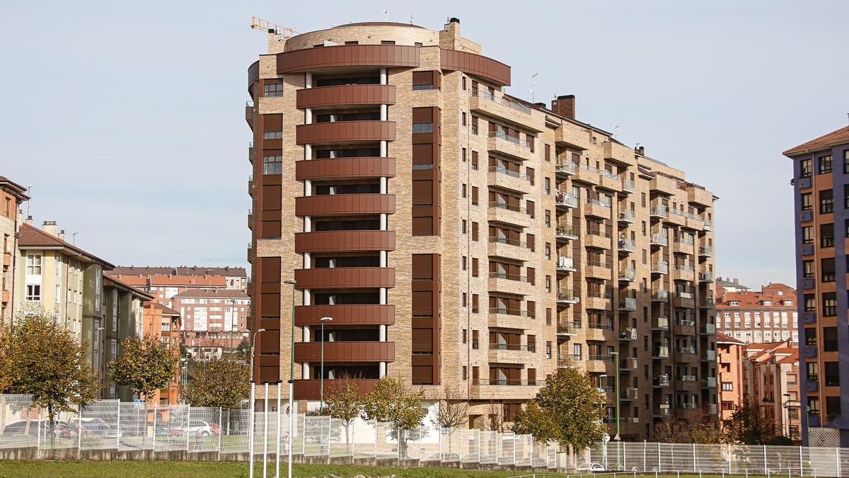 EMPRESAS AVILES CONSTRUCCIONES CAMPELO FASES YA TERMINADAS DEL EDIFICIO ENOL