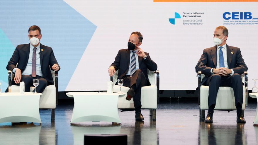 Sánchez asegura en Andorra que lo más difícil como presidente fue anunciar el confinamiento