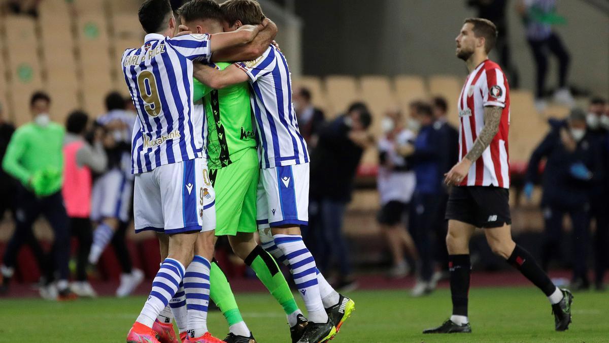 Final de la Copa del Rey: Athletic - Real Sociedad