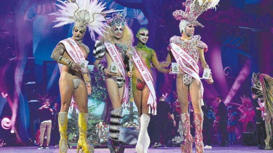 Los grupos del Carnaval temen que la situación económica afecte al patrocinio