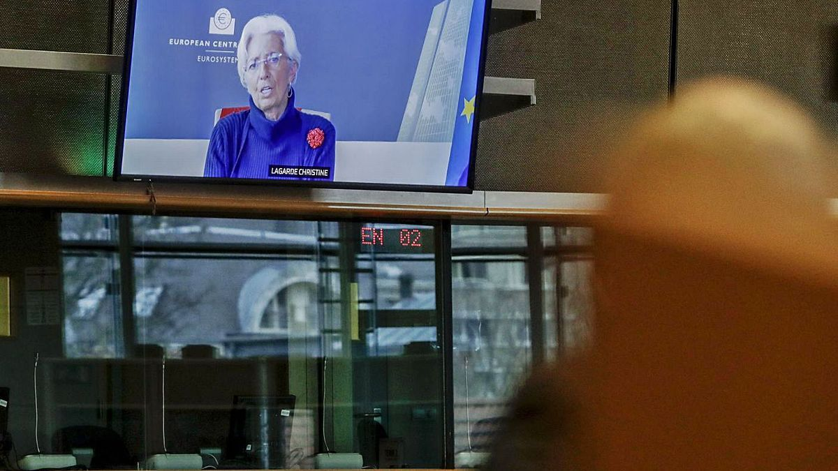 """Lagarde urge a la  UE aprobar """"cuando antes"""" el plan de recuperación"""