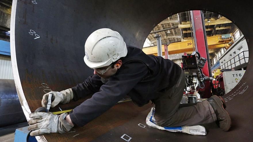 La industria genera un tercio del PIB comarcal, el doble que en España, y 1 de cada 4 empleos