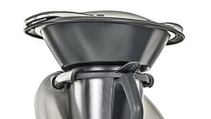 Batalla por la patente del robot de cocina