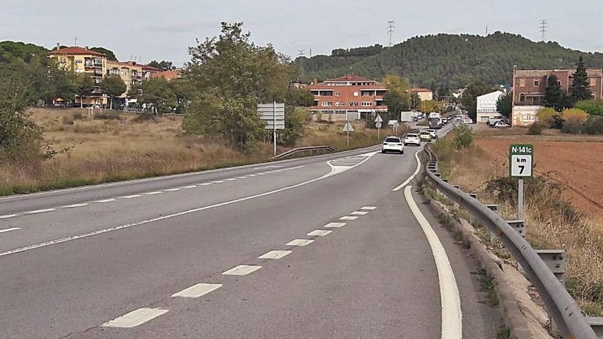 El carril bici de Sant Fruitós a Torroella tindrà un ramal fins a Navarcles