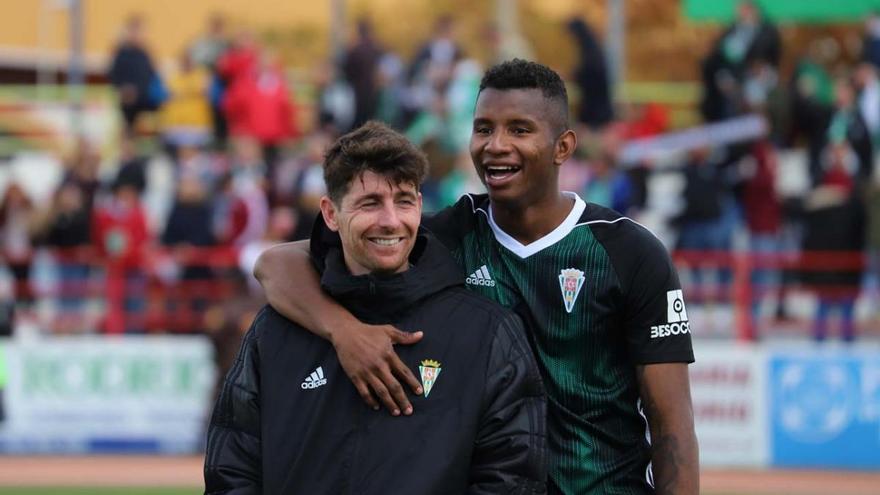 La primera del Córdoba CF como visitante, con suspense