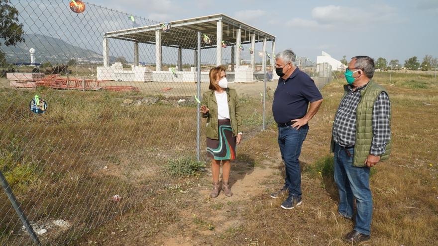 El PSOE pide señalizar las obras en parajes protegidos para proteger a las aves