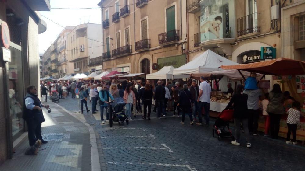 Fires de l'1 de maig a Figueres