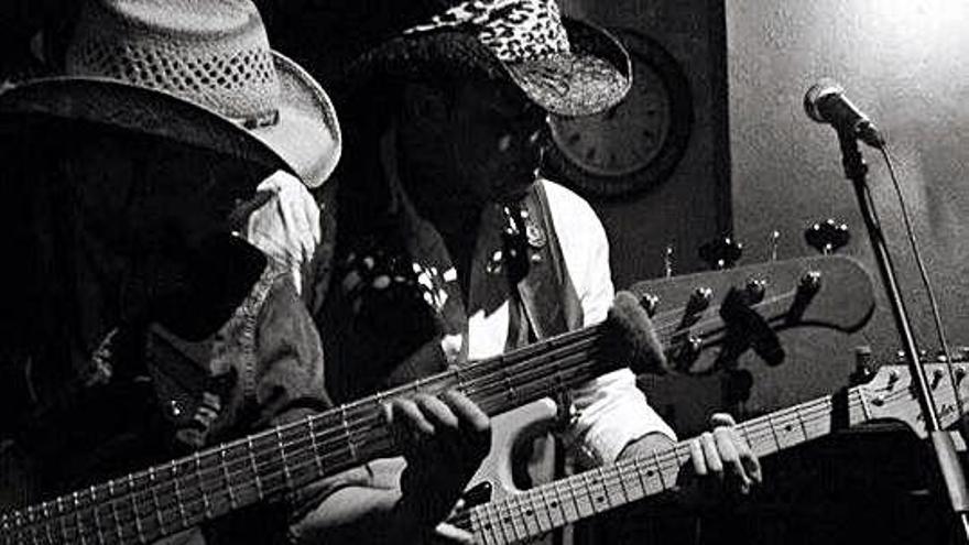 El directo potente de Texas Resaca Blues regresa mañana al Numancia