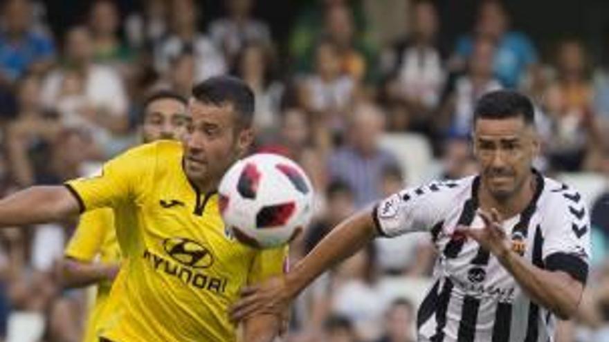 El Castellón no sabe lo que es  perder ante el Atlético Baleares