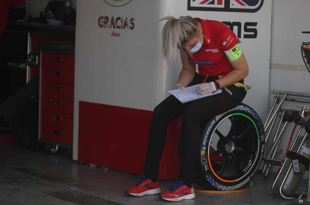 Domingo de carreras en Cheste con la Formula E