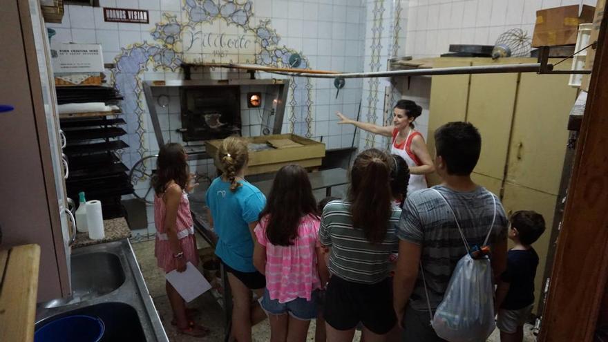 El horno de Millares vuelve a pedir ayuda