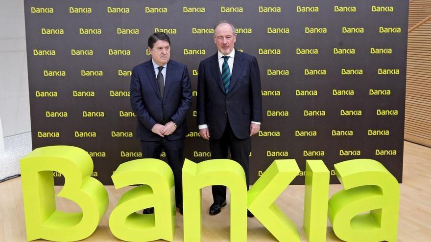El fiscal pide 4 años de cárcel para el expresidente de  la Generalitat Olivas por Bankia