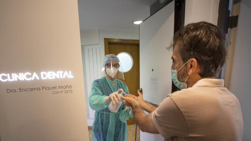 Las clínicas dentales de la Comunidad de Madrid realizarán pruebas de antígenos