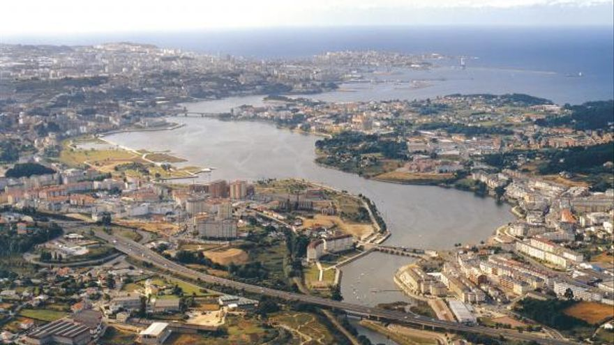 ¿Cuántos contagios de Covid registra cada concello del área de A Coruña?