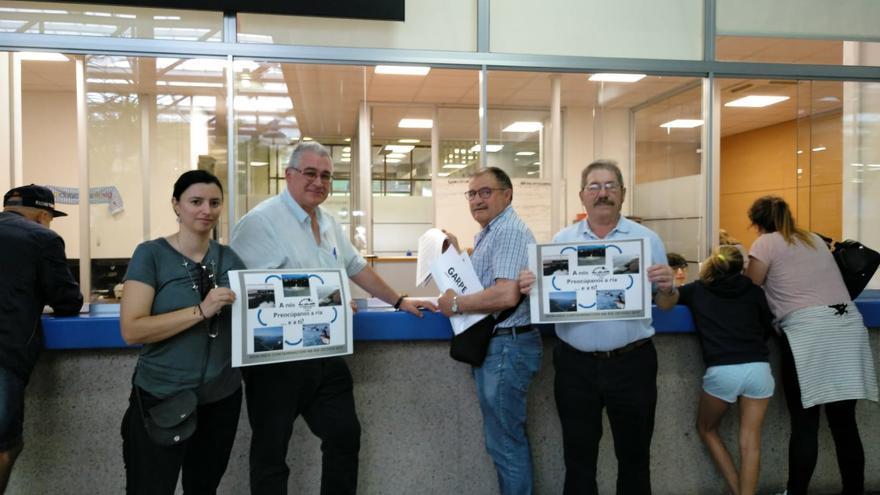 El Parlamento Europeo cancela la investigación sobre los vertidos en la Ría de Vigo