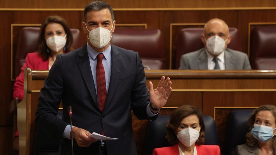 Sánchez y Aragonés se reunirán el próximo martes en Moncloa