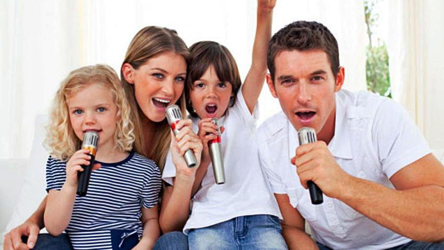 Cantar tiene grandes beneficios para la salud mental de los niños