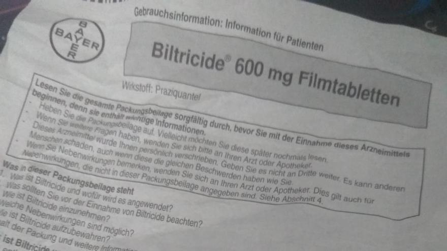 Denuncian la venta de un fármaco en la Región con el prospecto en inglés y alemán