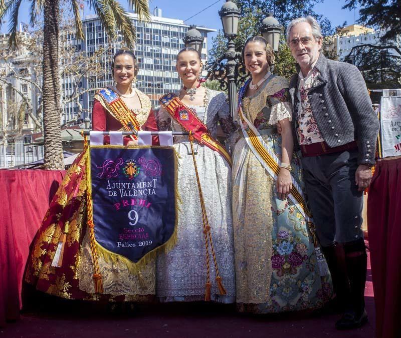 Premios fallas 2019