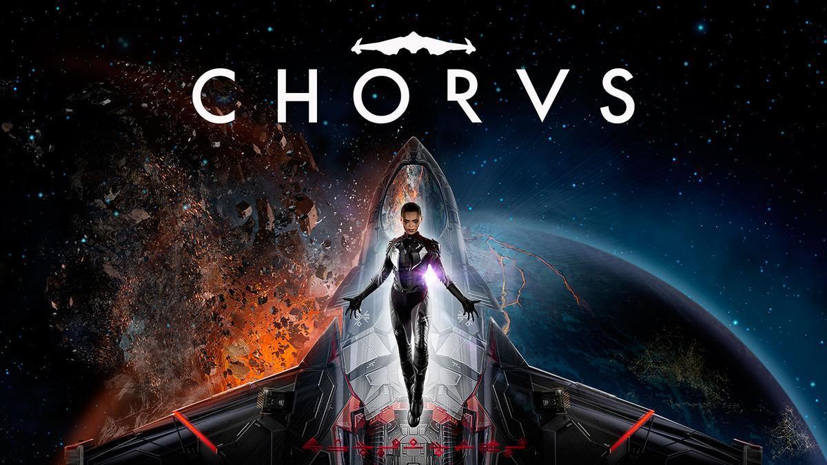 Una imagen del videojuego 'Chorus'