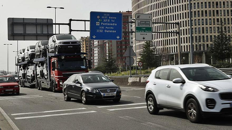 El plan ambiental de Navia advierte del gran ruido de tráfico para las viviendas