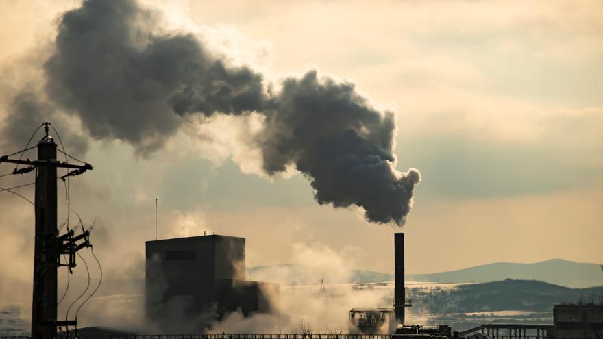 El CO2 en la atmósfera marcó en 2020 un nuevo récord pese a la pandemia