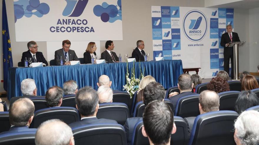 Xunta y sector conservero lanzan un plan estratégico con 200 millones hasta 2022