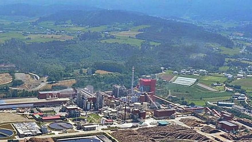 El plan B de Ence: ampliar la planta de Navia