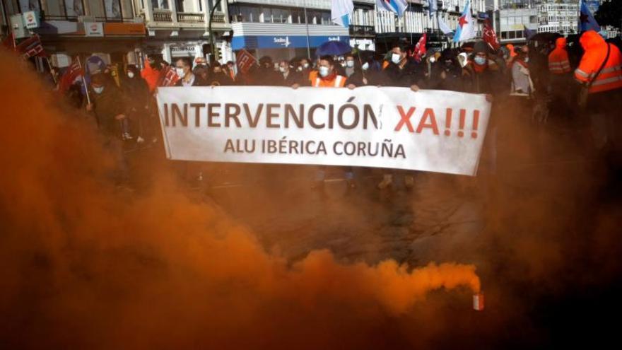 Alú Ibérica, condenada por lesionar el derecho a la huelga en A Coruña
