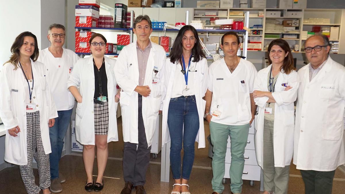 El Grupo de Investigación en Disfunción Miocárdica y Trasplante Cardíaco del Hospital Universitari i Politècnic La Fe de Valencia