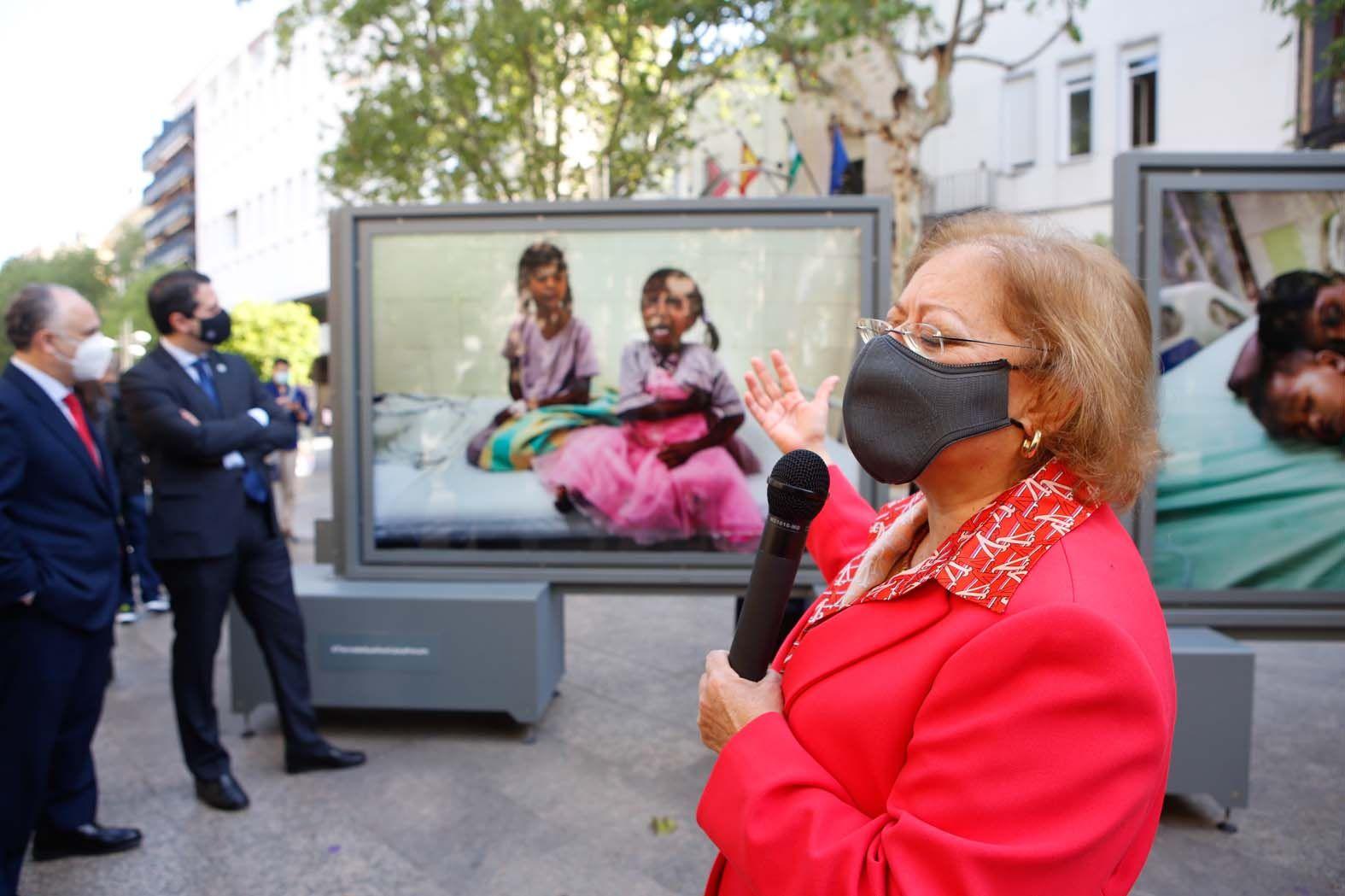 Cristina García Rodero presenta la exposición fotográfica Tierra de sueños