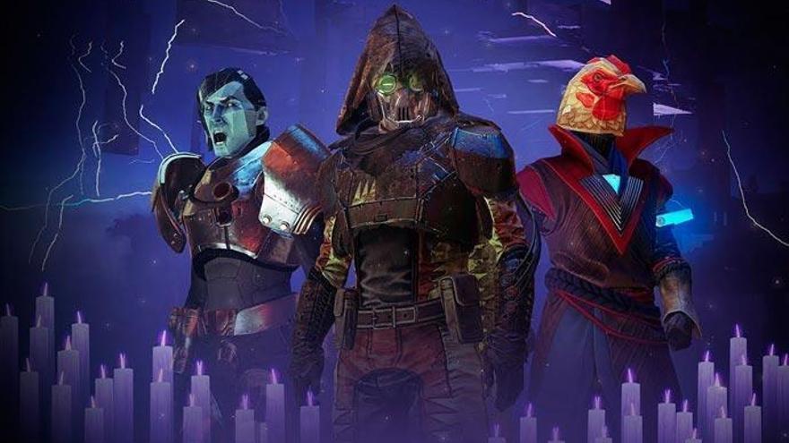 «Destiny 2: Los Renegados» inclourà gratis les dues expansions anteriors