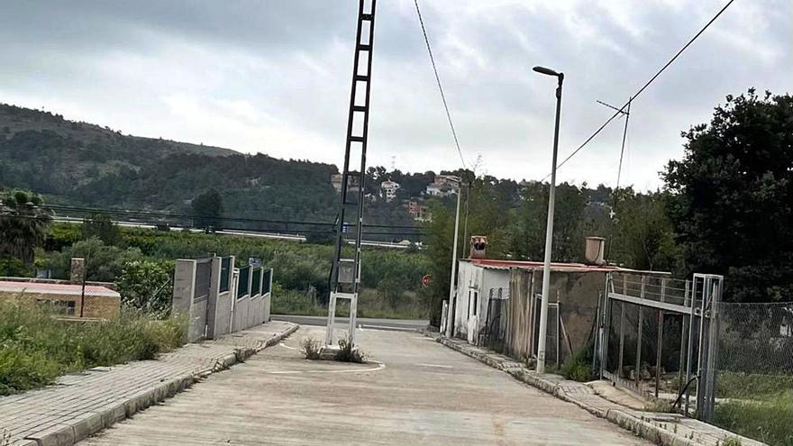 Veinte años para terminar las urbanizaciones de Marxuquera