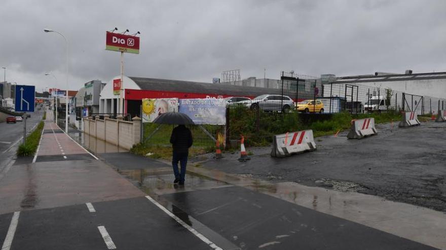 Agrela concentra una de cada tres gasolineras de la ciudad y cuenta con dos proyectos más