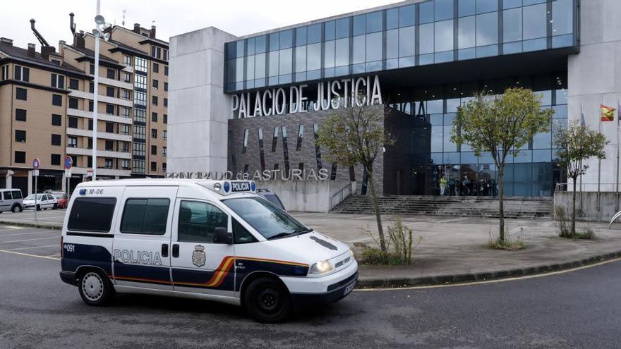 Los juzgados asturianos atendieron más de medio millar de asuntos en una semana