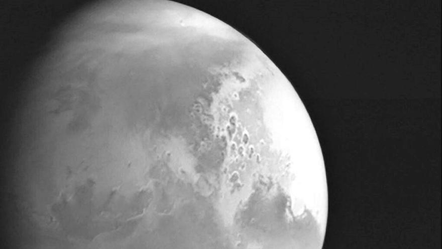 Los Emiratos Árabes llegan a Marte