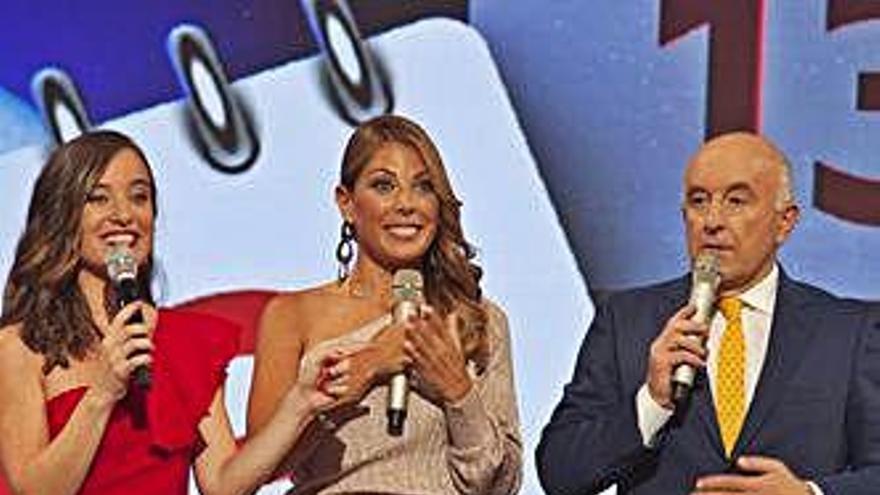Luz Casal e Bertín Osborne, estrelas na Gala do Cocido que emitirá hoxe a TVG