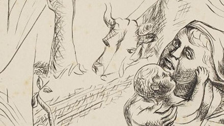 Manuel Colmeiro (1919-1939). Arte en tempos de desacougo. [Exposición en itinerancia]