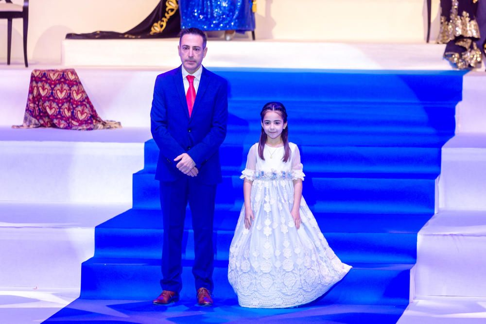 Benidorm corona a las nuevas reinas de sus fiestas