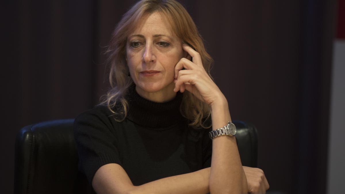 Carmina Valiente, nueva directora territorial de Educación