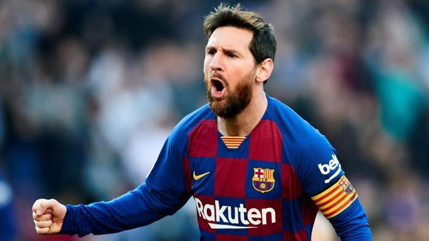 Messi, Cristiano y Neymar, los futbolistas con más ingresos