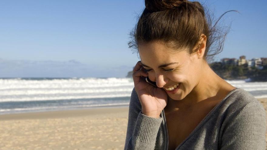 Mejora la cobertura 5G en playas de dos municipios de Ibiza
