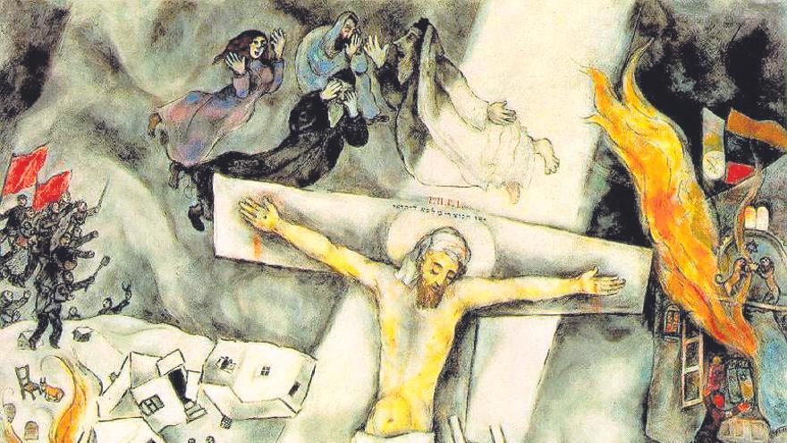 Chagall torna a l'actualitat